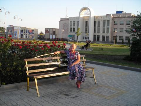 Валентина Филимонова