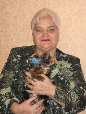 Люба Виноградова