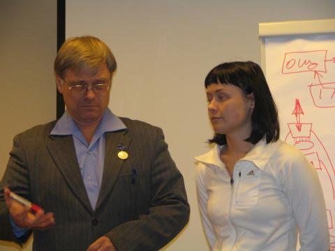 Жуков Станислав Викторович и его  старшая дочь Евгения.