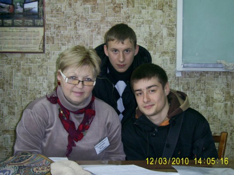 Надежда Украинцева (Рябчикова) (личноефото)