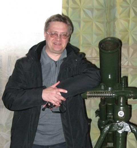Алексей Мазурин