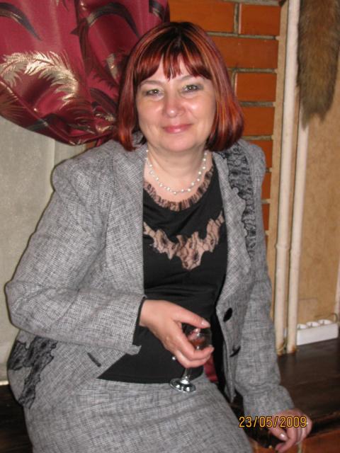 Галина Коротаева