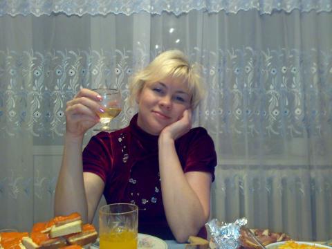 Светлана Даренских (Гопеева)