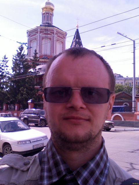 Михаил Мешков