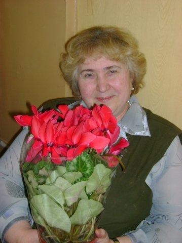 Наташа Холявко (Сперанская)