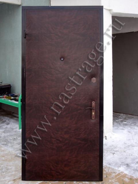 дверь входная металлическая сзао