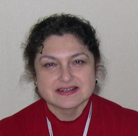 Елена Трегубова (Перельман)
