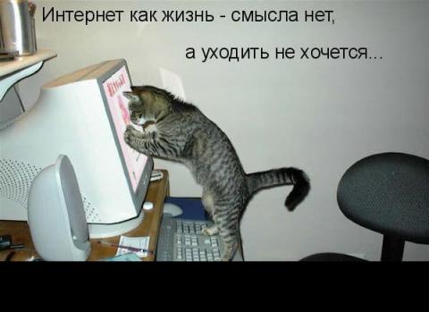 интернет.