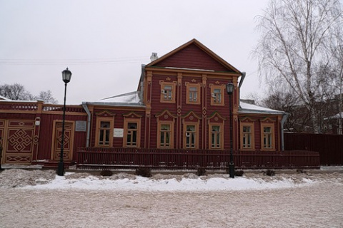 Дом-музей академика Павлова