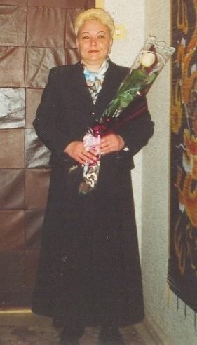 Ольга Мазепенко