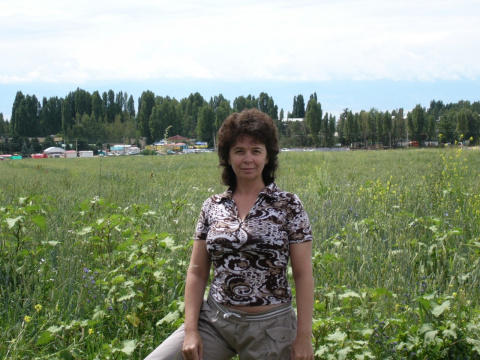 Маргарита Федишина