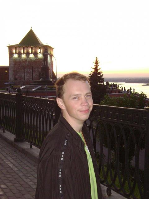 Александр Максаков (личноефото)