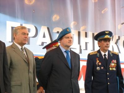 Гвардии старший сержант ВДВ (запаса)- Сергей Миронов- председатель Совета Федерации РФ