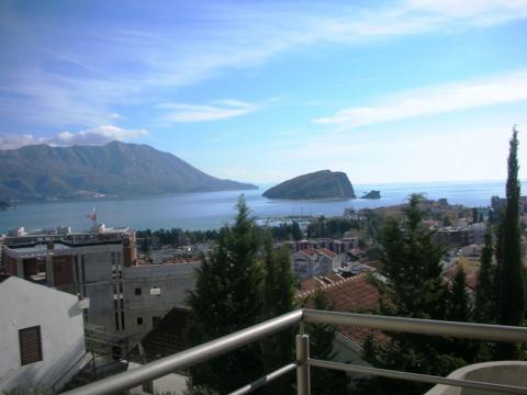 Новая квартира в Черногории