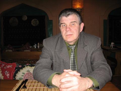 Сергей Торопчин
