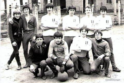Сборная класса по мини футболу
