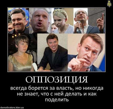 Донецк – позиции элитно-либеральной оппозиции