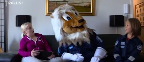 """Финская полиция призывает детей """"стучать"""" на родителей"""