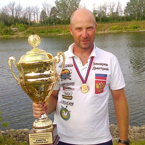 Чемпионат России 2014 по фидерной ловле