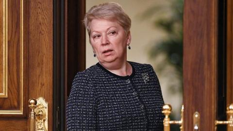 Ольга Васильева намерена вер…