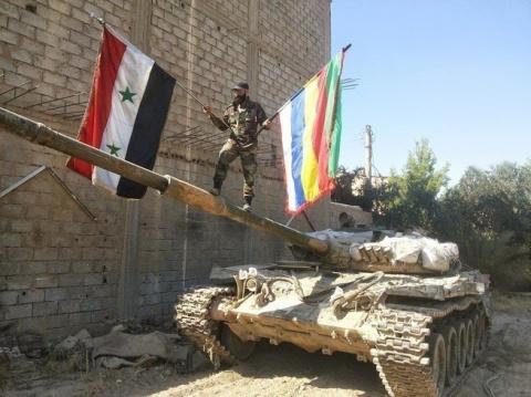Сирия: дорога на Дейр-эз-Зор открыта