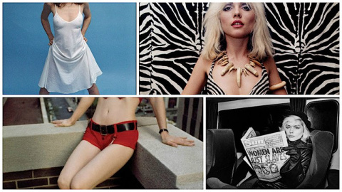 Дебби Харри — секс-символ эпохи 70-80х