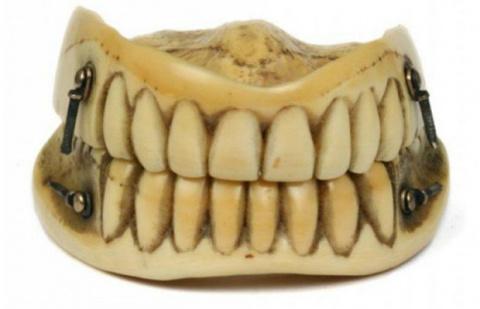 Как лечили зубы в далеком прошлом
