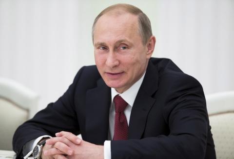 Путин решил сам модерировать…