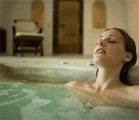 Spa (спа) процедуры дома. Spa уход за телом. Гидротерапия, пилинг тела, грязевая маска и антицеллюлитный массаж.