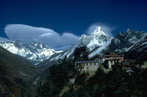 Ближе к богу – десять горных монастырей