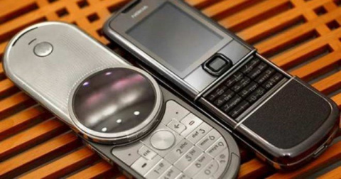 Телефоны которые могли стать…