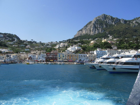 Остров наслаждений: Капри
