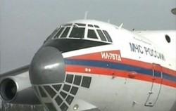 Самолеты МЧС России летят в Сирию
