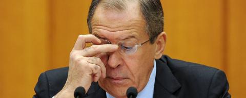 Лавров ответил Порошенко на требование ввести на Донбасс миротворцев