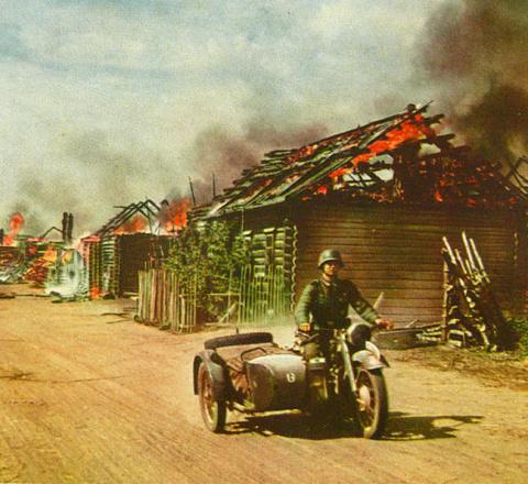Геноцид. Германский порядок