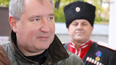 Рогозин раскрыл секрет вороны, укравшей у эстонца паспорт на границе с Россией