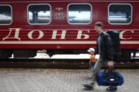70% переселенцев с Донбасса …