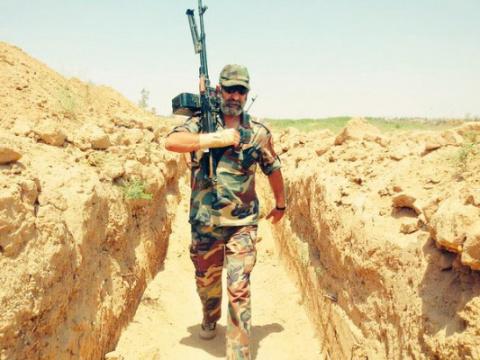 Сирийский генерал Иссам Захр…