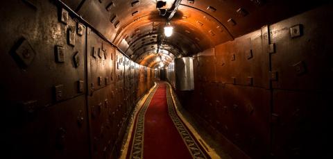 65 метров под Москвой — бунк…