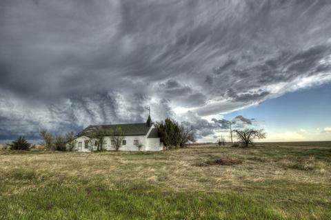 Бури и ураганы на снимках Ра…