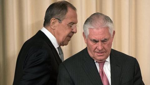 Москва потребовала от США ве…