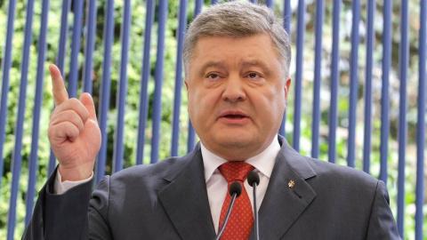 Пётр Алексеевич Бонапарт-Порошенко и его ядерные планы. Олег Денежка