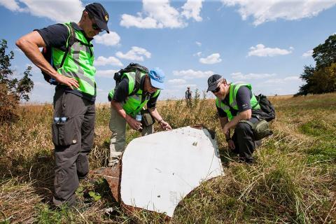 Расследование MH17 зашло в т…