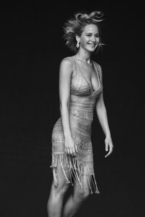 Дженнифер Лоуренс 2016