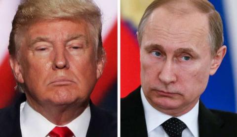 Трамп готов пригласить Путинна в Белый дом