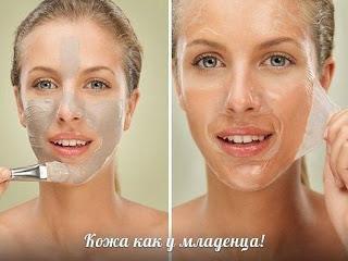 Домашняя маска-пилинг — всег…