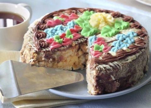 Торт «Киевский». Этот вкус невозможно забыть!