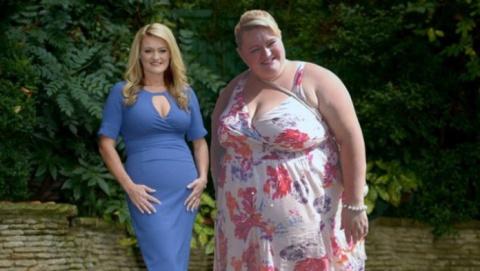 Она потеряла 89 килограммов …