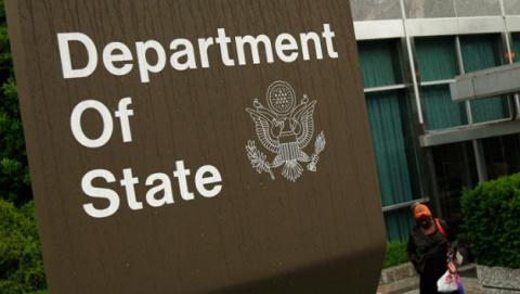 Госдеп назвал неуместным решение Москвы выслать 755 дипломатов США