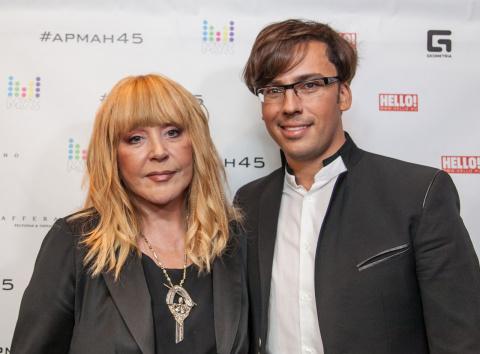 Максим Галкин и Алла Пугачева обвенчались через шесть лет после свадьбы
